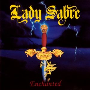 Lady Sabre - Enchanted cover art