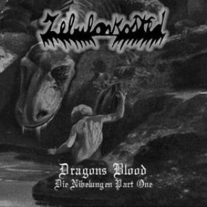 Zebulon Kosted - Dragon's Blood - Die Nibelungen Part One cover art