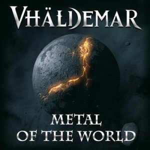 Vhaldemar - Metal of the World cover art