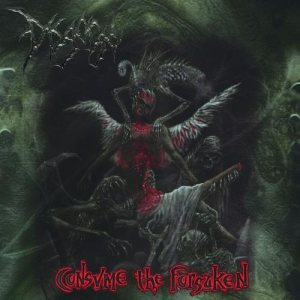 Disgorge - Consume the Forsaken cover art