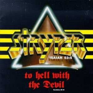 Stryper - To Hell With the Devil cover art