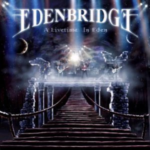 Edenbridge - A Livetime in Eden cover art