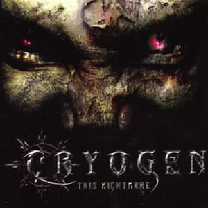 Cryogen - This Nightmare cover art