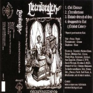 Necrowretch - Necrollections cover art