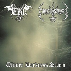 Evil - Winter Darkness Storm cover art