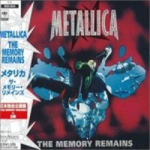 Metallica - The Memory Remains cover art