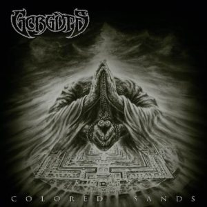 Gorguts - Colored Sands cover art