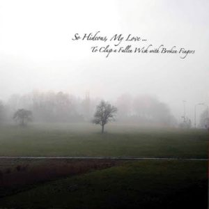 So Hideous, My Love... - To Clasp a Fallen Wish With Broken Fingers cover art