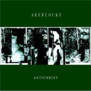Akercocke - Antichrist cover art