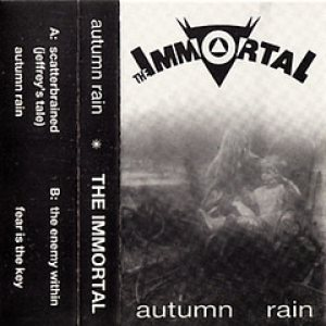 The Immortal - Autumn Rain cover art