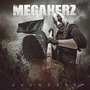 Megaherz - Erdwärts (Earth Wards) cover art