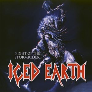 Iced Earth - Night of the Stormrider cover art