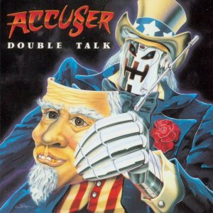 Accu§er - Double Talk cover art