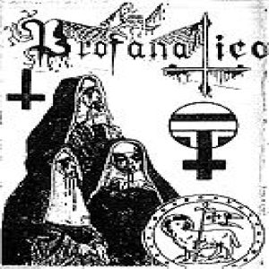 Profanatica - Official Rehearsal Tape cover art