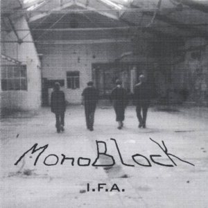 Monoblock - I.F.A. cover art