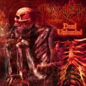 Paganizer - Dead Unburied cover art