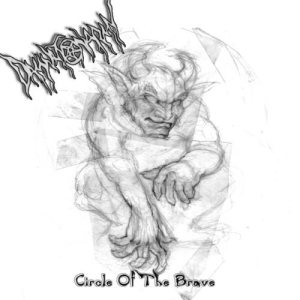 Damnation army - Circle of the Brave cover art