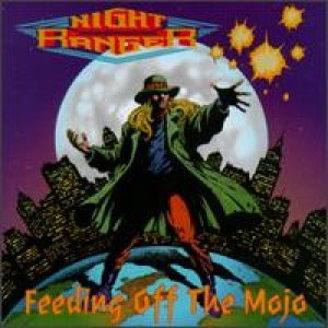 Night Ranger - Feeding Off the Mojo cover art