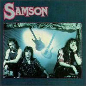 Samson - Samson cover art