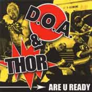 Thor - Are U Ready cover art