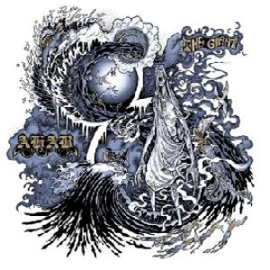 Ahab - The Giant cover art