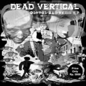 Dead Vertical - Global Madness cover art