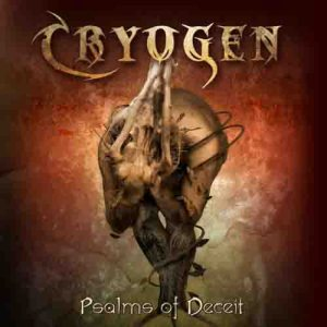Cryogen - Psalms of Deceit cover art