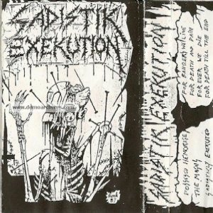 Sadistik Exekution - Demo