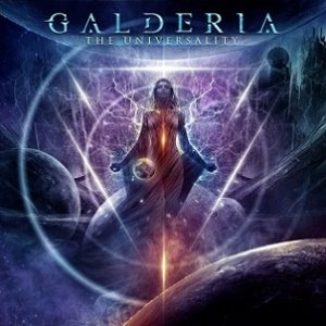 Galderia - The Universality cover art