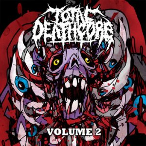 Various Artists - Total Deathcore Volume 2 cover art