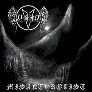 Witchclan - Misanthropist cover art