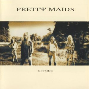 Pretty Maids - Offside cover art