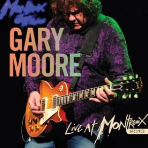 Gary Moore - Live at Montreux 2010 cover art
