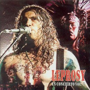 Leprosy - En Concierto Vol II cover art