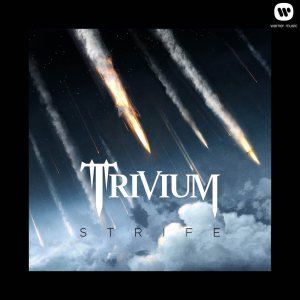 Trivium - Strife cover art