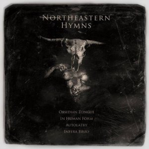 Obsidian Tongue - Northeastern Hymns cover art