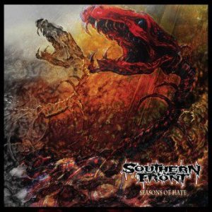 Southern Front - Seasons of Hate cover art