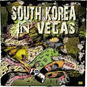 South Korea in Vegas - South Korea in Vegas cover art