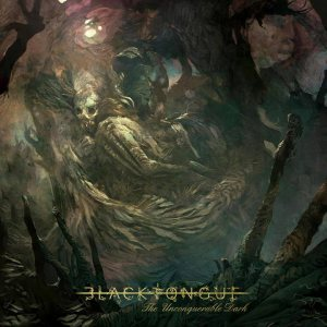 Black Tongue - The Unconquerable Dark cover art