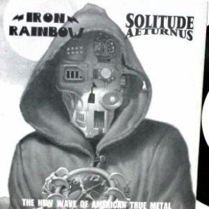 Solitude Aeturnus - The New Wave of American True Metal cover art