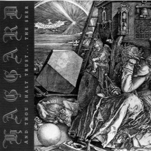 Haggard - And Thou Shalt Trust... the Seer cover art