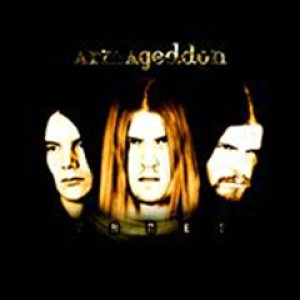 Armageddon - Three cover art
