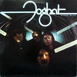 Foghat - Stone Blue cover art