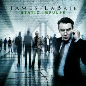 James LaBrie - Static Impulse cover art