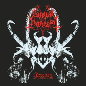 Burial Hordes - Devotion to Unholy Creed cover art