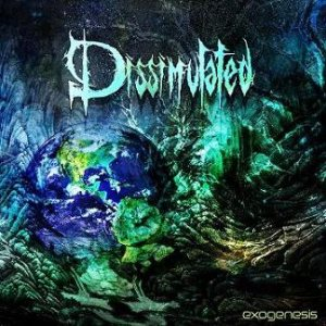 Dissimulated - Exogenesis cover art