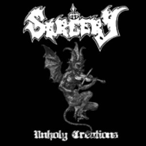 Sorcery - Unholy Creations cover art