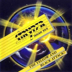 Stryper - The Yellow and Black Attack cover art