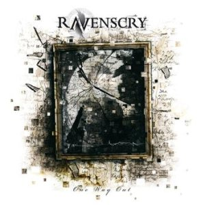 Ravenscry - One Way Out cover art