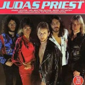 Judas Priest - SCOOP 33 cover art